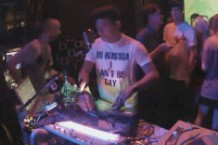 Alan Abrahams (Portable, Bodycode) shows solidarity with Russia's LGBT community on Boiler Room