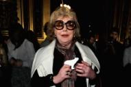 Marianne Faithfull Breaks Back, Cancels Shows