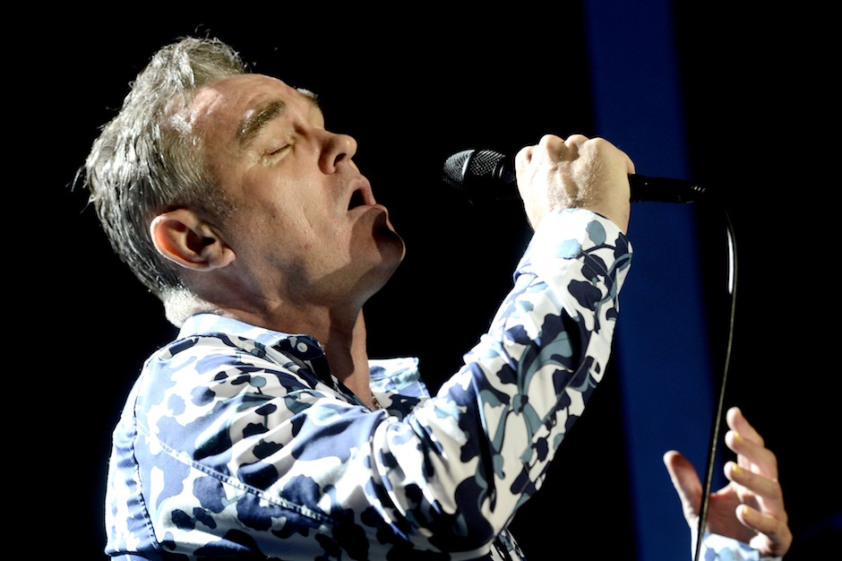 Morrissey, the Smiths, 'Peanuts,' Charlie Brown, Tumblr, mash-up