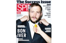 Justin Vernon, shot for SPIN's July 2011 issue by Ture Lillegraven.