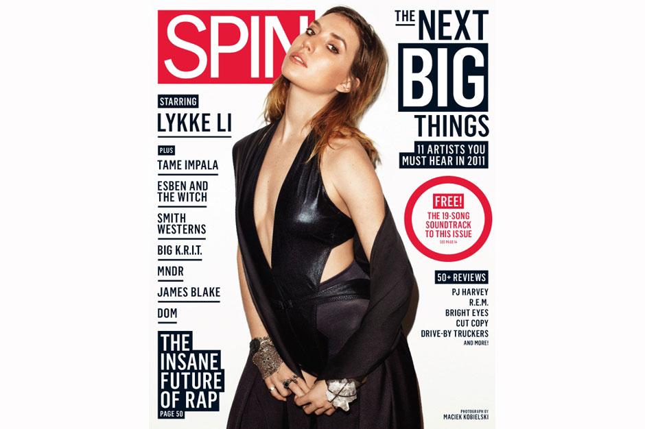 Next Big Things 2011: Lykke Li   SPIN