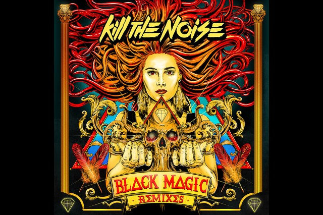 Kill the Noise 'Saturn' GTA Remix Stream Black Magic