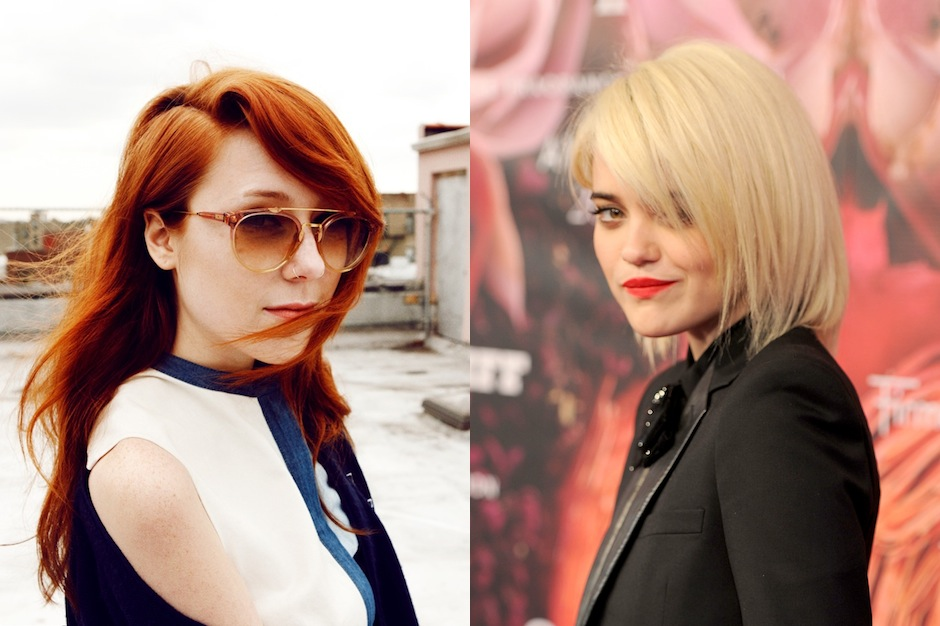 """Kitty, Sky Ferreira, """"Everything Is Embarrassing,"""" cover"""
