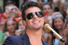 "Robin Thicke, ""Blurred Lines,"" Marvin Gaye, lawsuit, sued, Funkadelic"