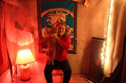 Garage-Rock Overachiever Ty Segall Takes a Breath and Bangs a Gong on 'Sleeper,' His Only LP for 2013