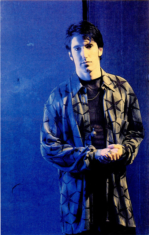 Trent Reznor in 1992 / Photo by Kevin Westenberg