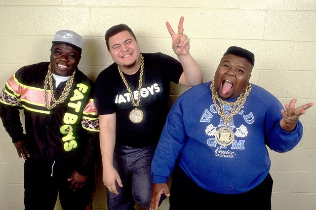 Fat boys and chubby checker