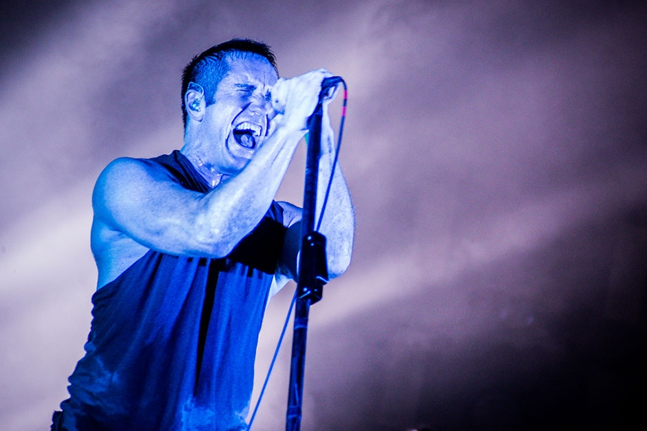 Trent Reznor on Nine Inch Nails' Columbia Signing: 'I'm Not a Major Label Apologist'