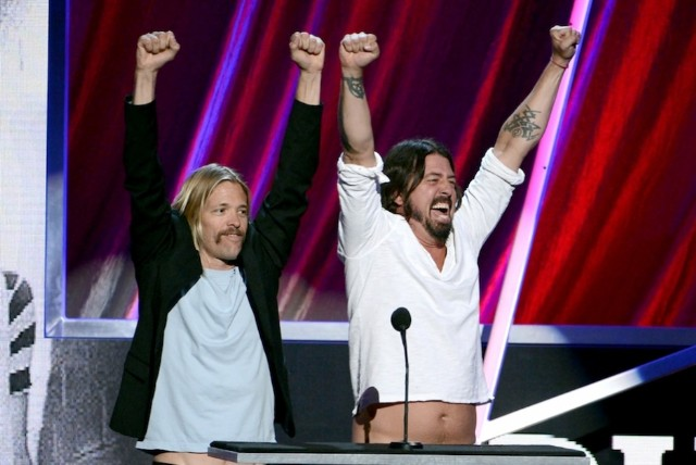 Foo Fighters, Dave Grohl, new album, written, 2014