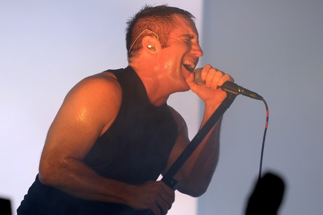 Nine Inch Nails 'Everything' Stream Hesitation Marks