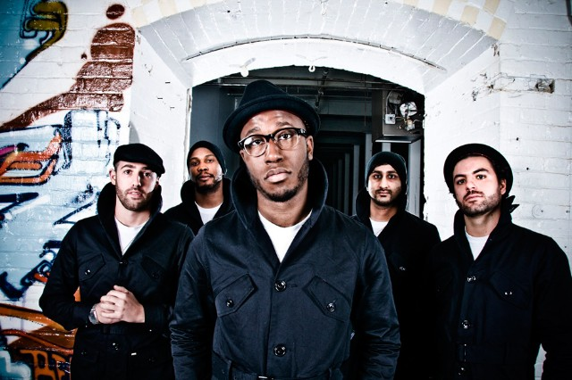 Bad Rabbits 'Dance With You' Teddy Riley 'American Dream'  Stream