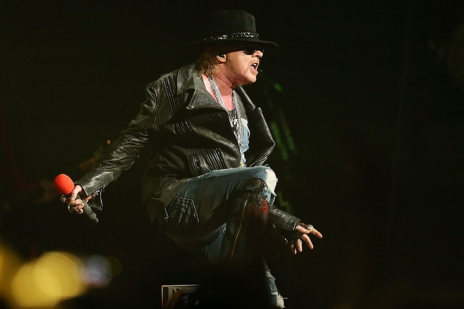 "Guns N' Roses, Axl Rose, ""Going Down,"" leak, Tommy Stinson"