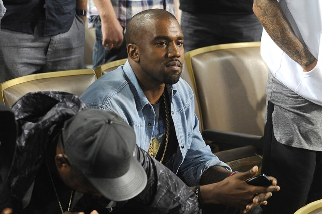 Kanye West Kris Jenner Talk Show Interview Kim