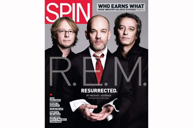 R.E.M. / Photo by Greg Kadel