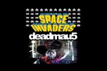 Space Invaders meet Deadmau5
