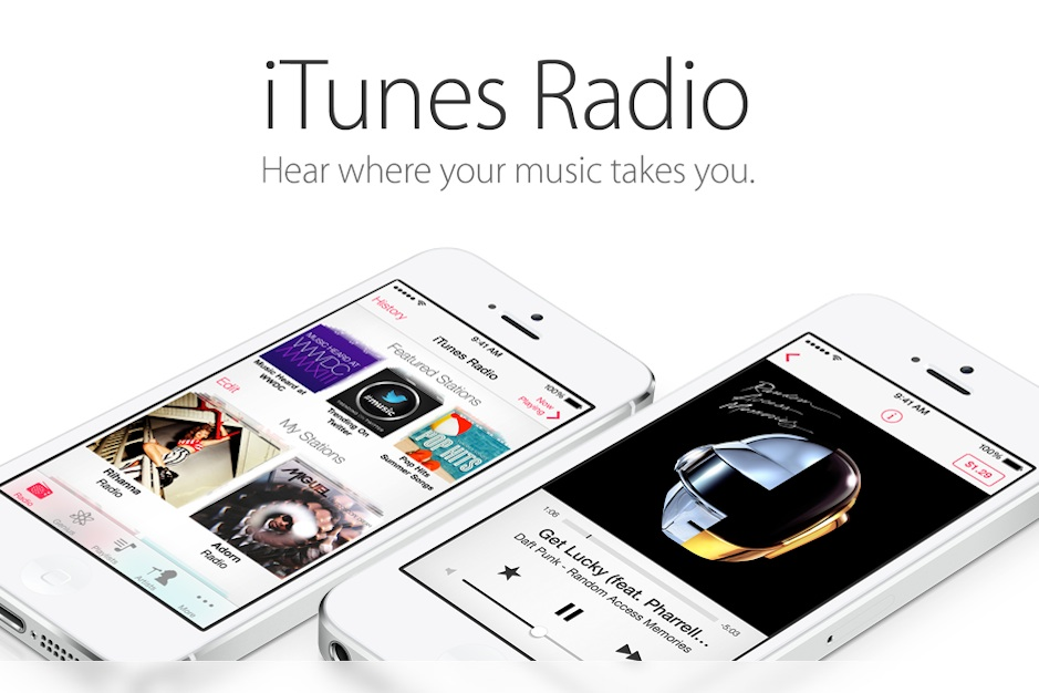 Apple, iTunes Radio, September, Pandora, streaming