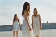Hear Au Revoir Simone Go Girl 'Crazy' on Sunny Single