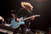 Dave Grohl at the Hammerstein Ballroom