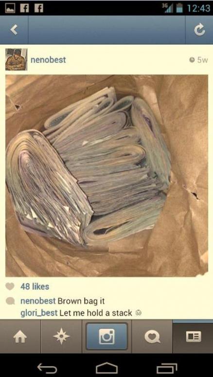 Rapper Instagram Gun Bust Trafficking Ring New York