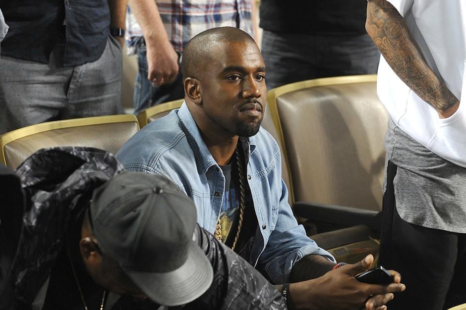 Kanye West, 'American Idol'