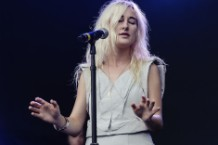 Zola Jesus' String-Laden 'Versions' Finds Warmer, Subtler Goth-Opera Catharsis