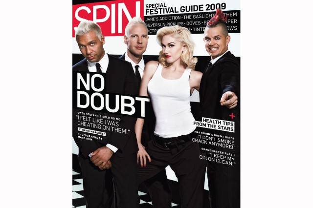 No Doubt / Photo by MARC HOM