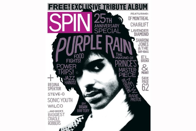 Available Now: SPIN's 'Purple Rain' Tribute Album! | SPIN