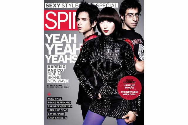 Yeah Yeah Yeahs: Stayin' Alive | SPIN Yeah Yeahs Map on karen o yeah, aw yeah, yeah album cover, yeah thank you, yeah huh, yeah boy, uh yeah, ludacris yeah, yeah you know, yeah it was, yeah well, yeah clip art, ohh yeah, yeah buddy, yeah i know, yeah band,