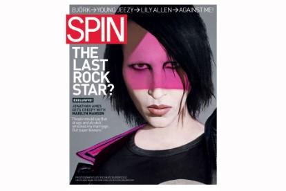 Marilyn Manson Return Of The Living Dead Spin