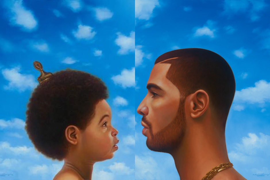 Drakes Laughable Nothing Was The Same Album Art Is Different All