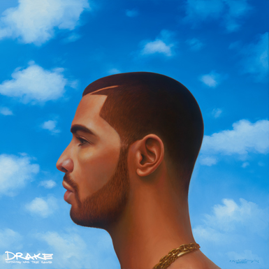 Drake, Nothing Was the Same, album cover art, 2