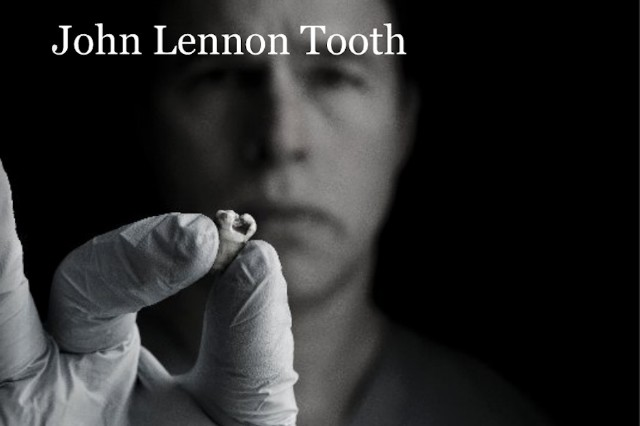 John Lennon, tooth, clone, dentist