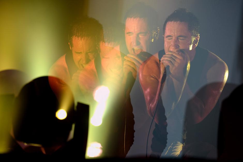 Nine Inch Nails 'Find My Way' Hesitation Marks