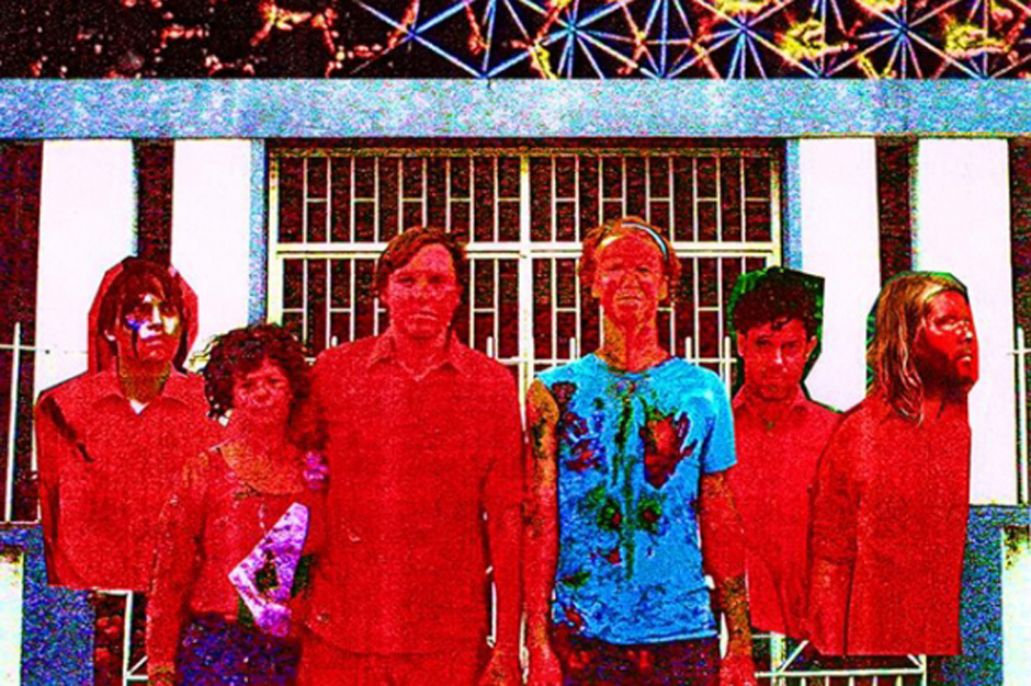 arcade fire, reflektor, new album, mural