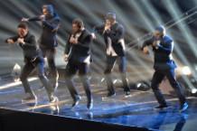 MTV, VMA, 2013, video music awards, performance, videos, justin timberlake, n sync, miley cyrus, robin thicke, kanye west