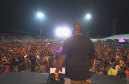 Rick Ross Portrays Troubled South Africa Trip as Kingly Endeavor