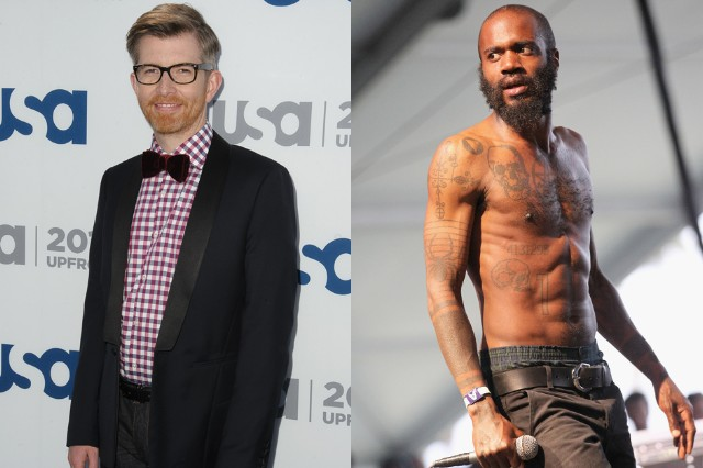 Death Grips 'Guillotine' Choir Cover Gareth Malone Voices