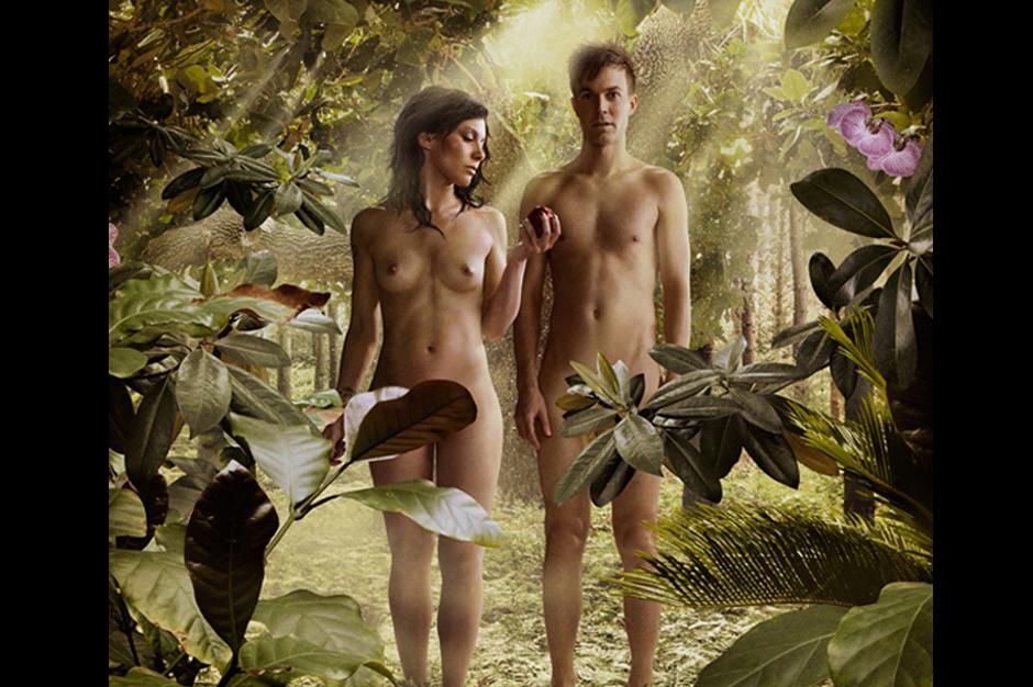 Matt & Kim Are Totally Nude on 'Lightning Remixes' Cover