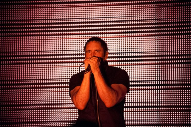 nine inch nails, trent reznor, hesitation marks