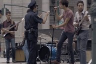 See Saint Rich Harass the NYPD in 'Officer' Video