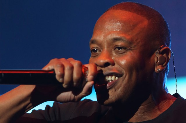 Dr. Dre, <i>Detox</i>