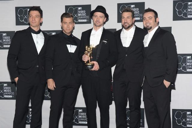 "Justin Timberlake, Maxwell's, Hoboken, New Jersey, ""Take Back the Night"""