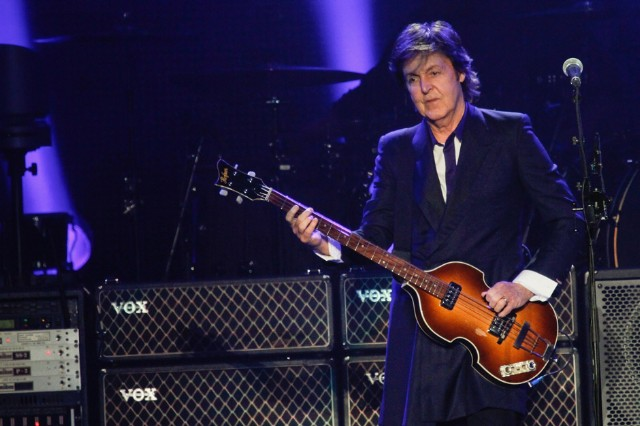 paul mccartney, new album, new song