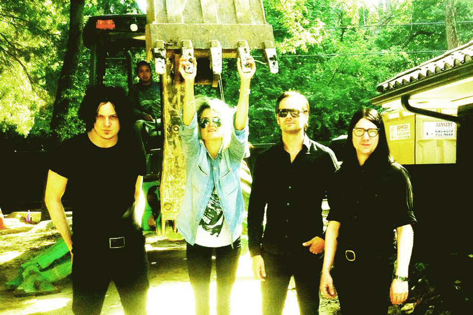 Jack White Brewing New Songs With the Dead Weather