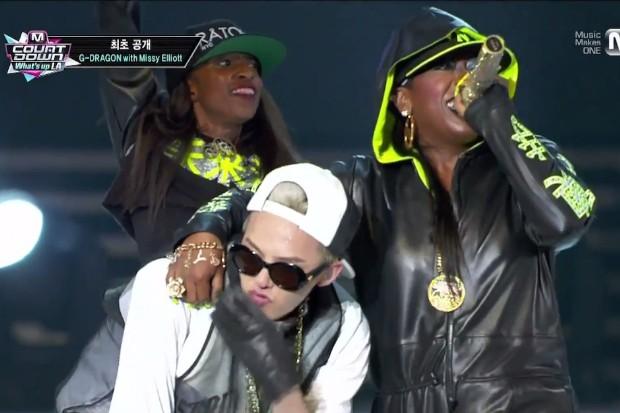 Watch Missy Elliott and G-Dragon Duet in Official 'Niliria