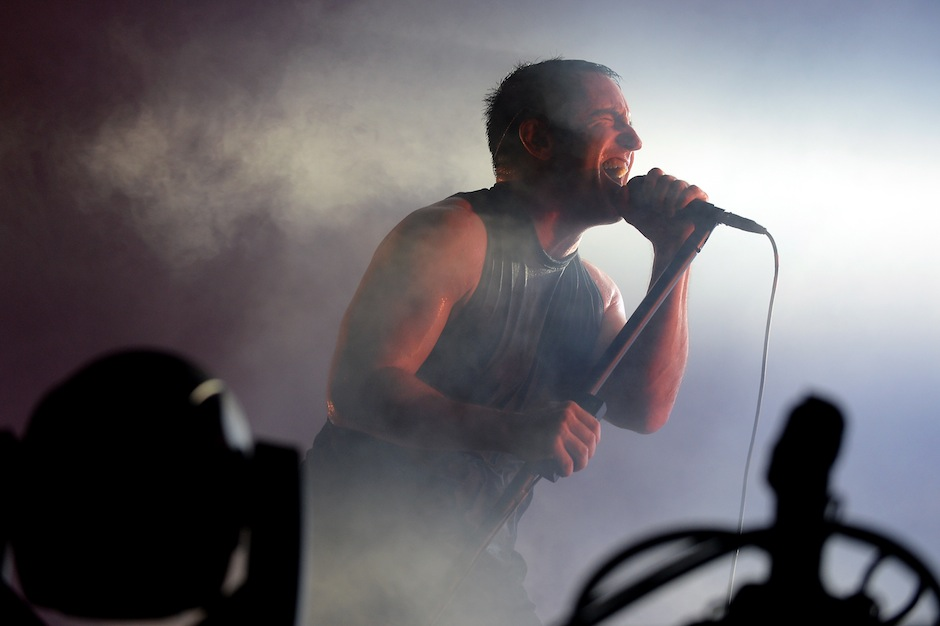 Trent Reznor's 45-Minute 'Conversation' Is With… Himself