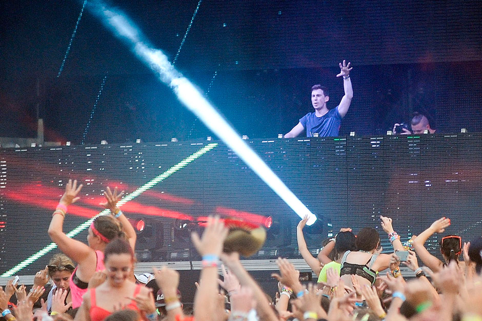Electric Zoo Canceled Following Two Ecstasy-Related Deaths