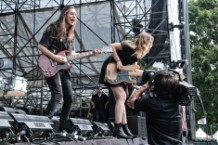 Haim at Made in America in September