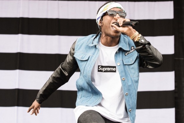 A$AP Rocky at Made in America 2013