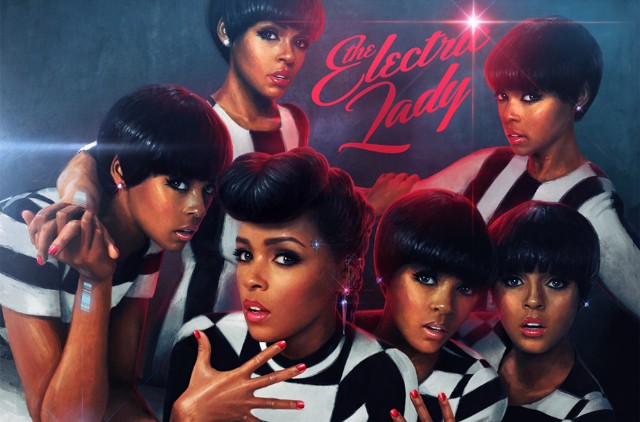 Janelle Monae The Electric Lady Stream Album Full